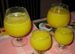苹果菠萝柠檬汁的做法