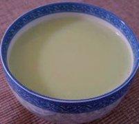 原味青豆豆浆的做法